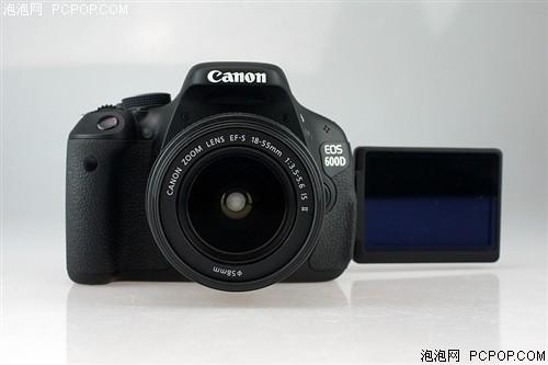 佳能600D数码相机