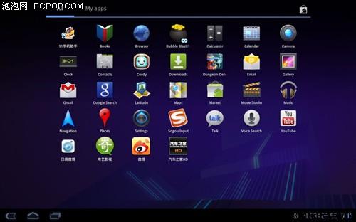 摩托罗拉Xoom 3G平板电脑
