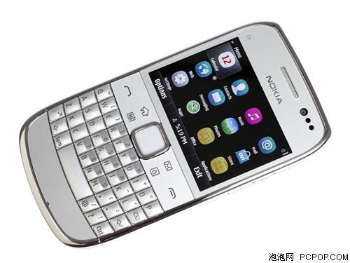 诺基亚E6手机