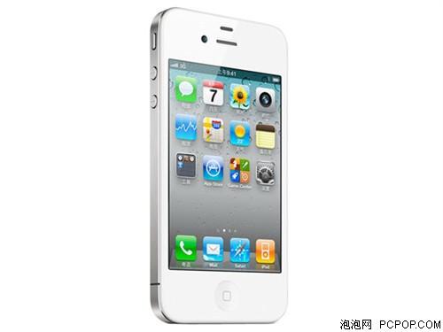 苹果iPhone4 16G 国行(白色版)手机