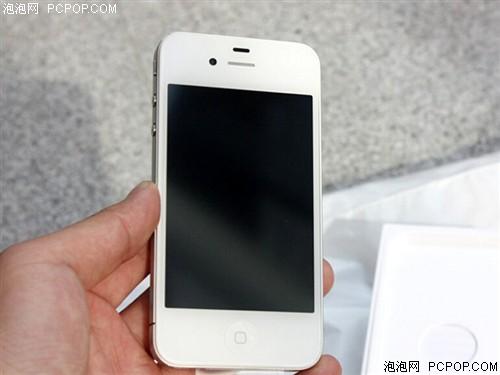 苹果iPhone4代 16G 国行(白色版)手机
