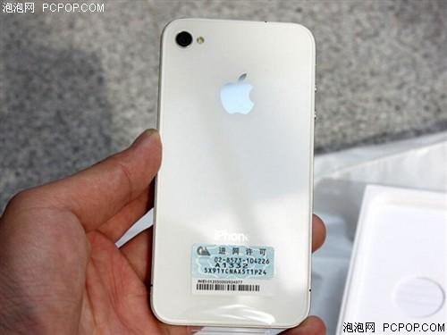 苹果iPhone4代 16G(白色版)手机