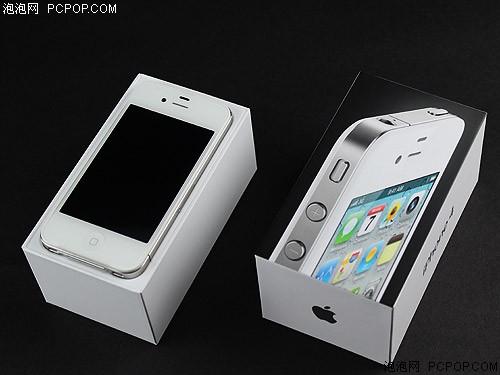 千呼万唤软件iPhone4行货版白色开箱_苹果手安卓一键解锁苹果图片