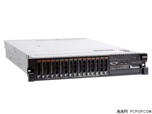 Intel机架服务器 IBM x3650M3售24300