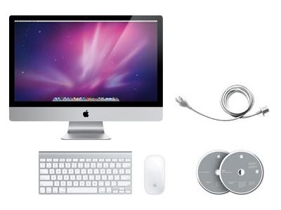 苹果iMac(MC813CH/A)一体电脑