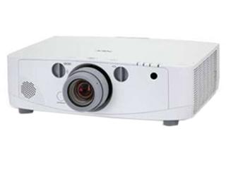 NECPA550W 投影机