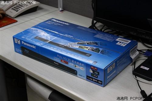 松下(Panasonic)DMP-BDT110高清播放机
