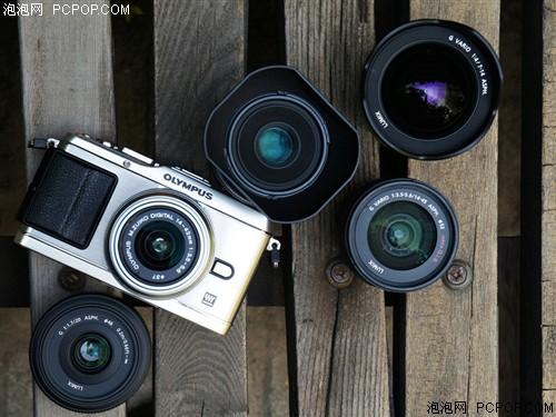 奥林巴斯(OLYMPUS)EP3套机(14-42mm II R)数码相机