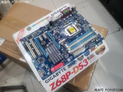 技嘉(GIGABYTE)GA-Z68P-DS3主板