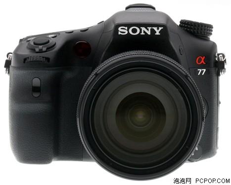 索尼a77数码相机