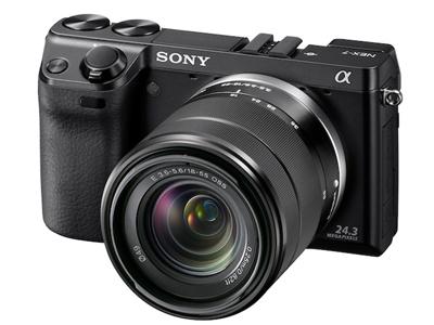 索尼NEX-7数码相机