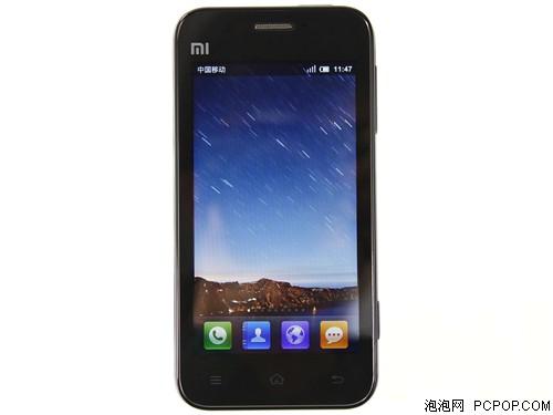 小米M1 3G手机(黑色)WCDMA/GSM手机