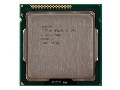 IntelXeon E3-1230服务器CPU