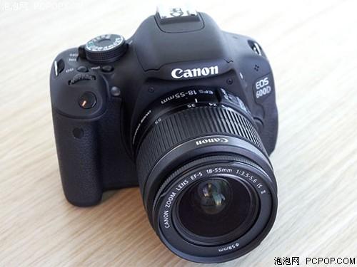 佳能600D套机(18-135mm IS)数码相机