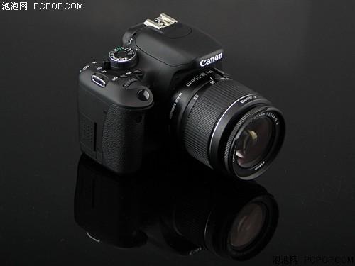 佳能EOS 600D 单反套机(EF-S 18-135mm f/3.5-5.6 IS 镜头) 数码相机