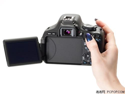 佳能600D套机(18-55mm,55-250mm)数码相机