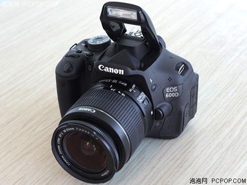 佳能(Canon)600D套机(18-55mm,55-250mm)数码相机
