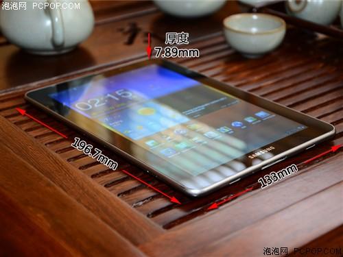 三星(SAMSUNG)Galaxy Tab 7.7 P6800(16GB)平板电脑