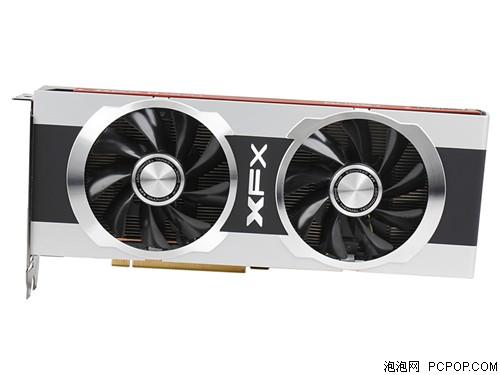 XFX讯景FX-797A-TDB 酷魂黑卡显卡