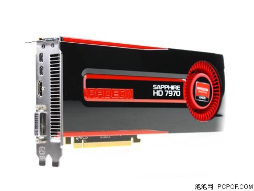 蓝宝Radeon HD 7970显卡