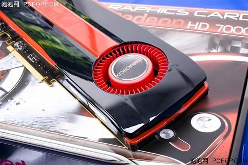 镭风Radeon HD 7970显卡