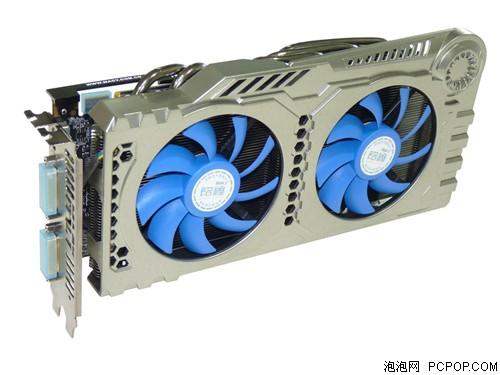 铭鑫视界风GTX560SE-1GBD5中国玩家版显卡