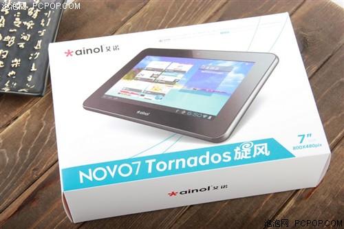 艾诺(ainol)NOVO7 旋风(8GB)平板电脑