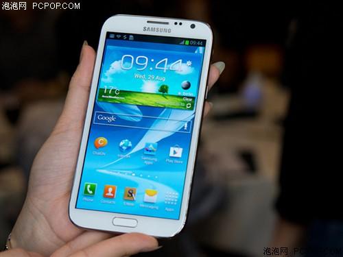 三星Note2 N7100 16G联通3G手机(钛金灰)WCDMA/GSM非合约机手机