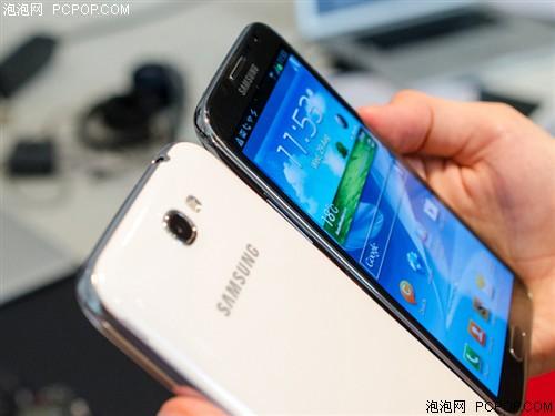 三星Note2 N7100 16G国行(灰色)WCDMA/GSM手机