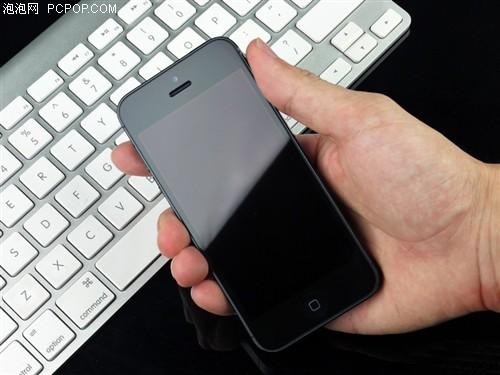 苹果iPhone5 16G联通3G手机(黑色)WCDMA/GSM非合约机手机