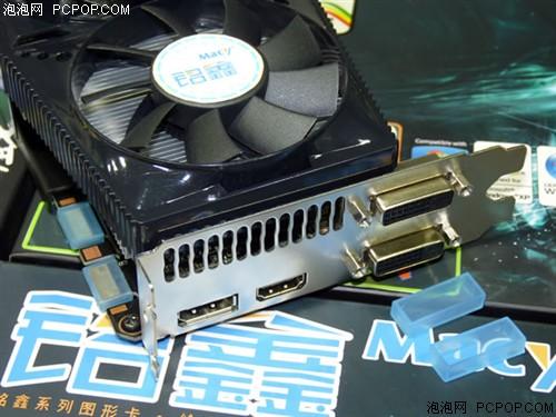 铭鑫视界风 GTX680N-2GBD5 靓彩版显卡