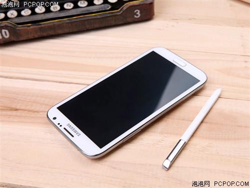 三星Note2 N7100 16G联通3G手机(云石白)WCDMA/GSM非合约机手机