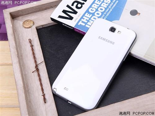 三星Note2 N7100 16GB 联通版3G手机(云石白)手机