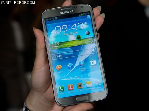 三星Note2 N7108 移动3G手机(钛金灰)TD-SCDMA/GSM非合约机手机