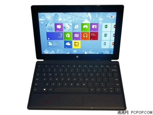 微软Surface 中文版(64GB)平板电脑