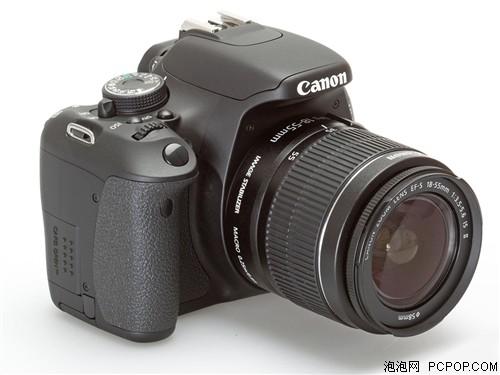 佳能(Canon)EOS 600D 单反套机(EF-S 18-55mm f/3.5-5.6 IS II 镜头)数码相机
