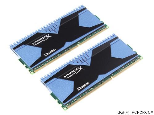 金士顿HyperX Predator T2  DDR3-2400MHz CL11套装内存
