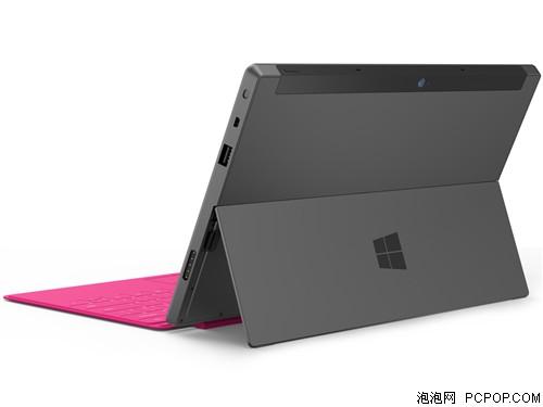 微软中文版Surface Pro 10.6英寸平板电脑(128G/Wifi版/黑色)平板电脑