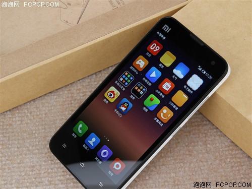 小米2S 16G版3G手机(白色)WCDMA/GSM联通裸机版手机