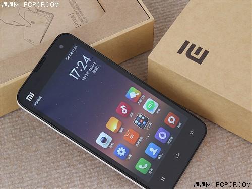 小米2S 16GB 联通版3G手机(白色)手机