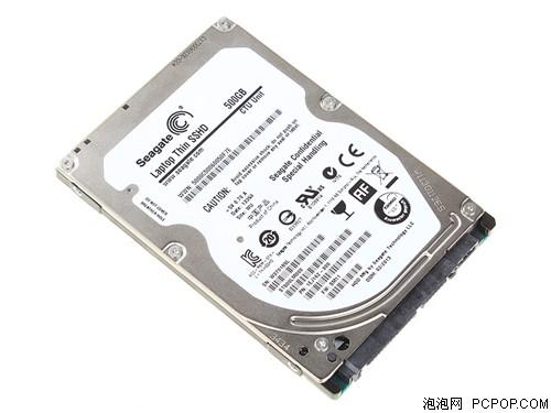 希捷SSHD 500G(ST500LM000)硬盘