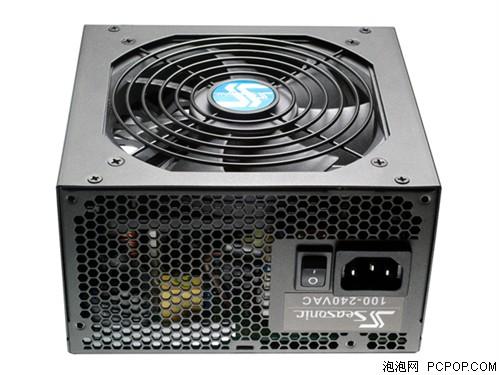 海韵S12II-430铜牌(SS-430GB)电源