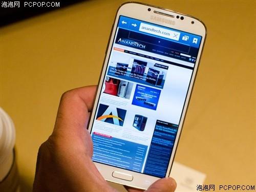 三星Galaxy S4 i9500 16G联通3G手机(皓月白)WCDMA/GSM欧版手机
