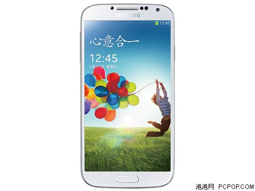 三星GALAXY S4 i9500 16GB 联通版3G手机(皓月白)手机