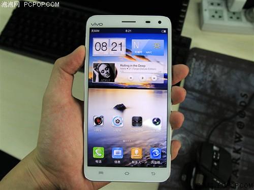 vivoXplay X510w 16G联通3G手机(极光白)WCDMA/GSM非合约机手机