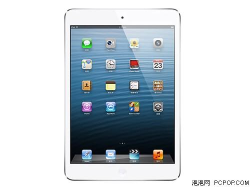 苹果iPad mini MD531CH/A 7.9英寸平板电脑(苹果 A5/512MB/16G/1024×768/iOS 7/白色)平板电脑