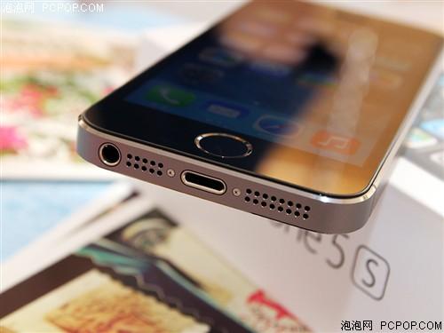 苹果iPhone5s 16G联通3G手机(深空灰)WCDMA/GSM非合约机手机