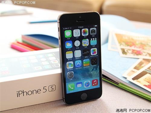 苹果iPhone5s A1528 16GB 联通版3G手机(深空灰色)手机