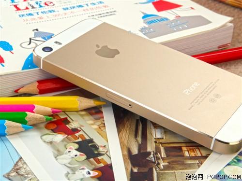 苹果iPhone5s A1528 16GB 联通3G(金色)手机