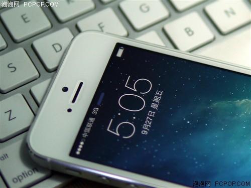 苹果iPhone5 16G联通3G手机(白色)WCDMA/GSM合约机手机